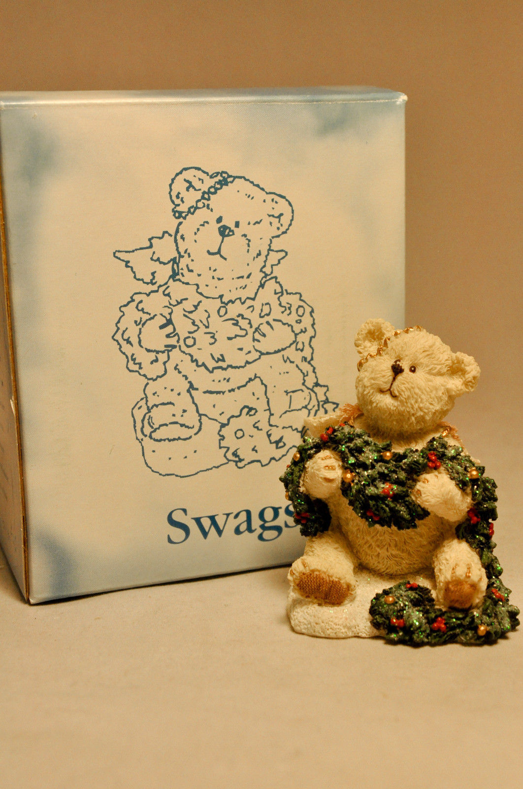 Primary image for Boyds Bears & Friends: Swags - Style 24553 - Li'l Wings - Angel Bears