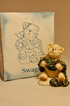 Boyds Bears & Friends: Swags - Style 24553 - Li'l Wings - Angel Bears - $14.69
