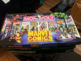 USED MONOPOLY GAMES CHECK PHOTOS - $19.75