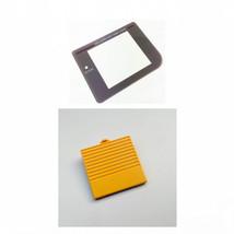 New YELLOW Nintendo Game Boy Original DMG-01 Battery Cover New Screen Le... - $6.63
