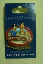 Disney Cruise Line Transatlantic Cruise May 2007 Mickey Mouse Spain LE Pin - $17.95