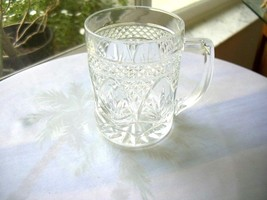 Set of 4 Cris D'Arques Durand Antique Pattern Coffee Mugs Multiple Avail. - $30.68