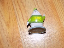 "Disney Pixar Monsters University Scott OK PVC Toy Figure Cake Topper 2.5"" - $8.00"