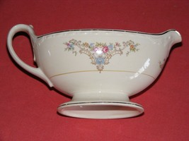 Homer Laughlin Wedgwood Gravy Boat Eggshell Georgian - $11.97