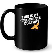 This Is My Spelling Bee Costume Funny Beekeeping Ceramic Mug - $13.99+