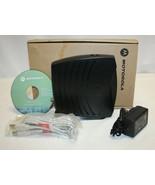 Motorola Surfboard Cable Modem And Power Supply Model SB5101 NIB - $24.74