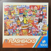 MaterPieces Flashbacks - Mom's Pantry - 1000 Piece Jigsaw Puzzle Excelle... - $11.60