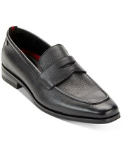 Men's DKNY Lance Penny Moc-Toe Leather Loafers With Memory Foam MSRP $15... - $69.95