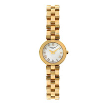 Raymond Weil Allegro Yellow Gold Plated Stainless Steel Ladies Watch 5817 - $519.75