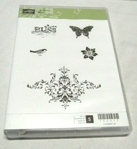 Stampin' Up! Sale-A-Bration Bliss 5 Piece Stamp - $11.39