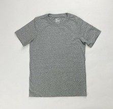 The Original Nike Tee Youth Boys Girls Athletic Cut Short Sleeve Shirt Gray - $9.99