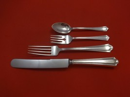 Mary Warren by Manchester Sterling Silver Dinner Size Place Setting(s) 4pc - $204.35