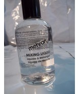 Mehron Mixing Liquid Thins Liquid Makeup or with Metallic Powder 4.5 OZ - $12.87