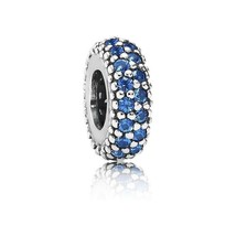 NEW! AUTHENTIC PANDORA CHARM INSPIRATION WITHIN MIGNIGHT BLUE 791359NCB - $24.99