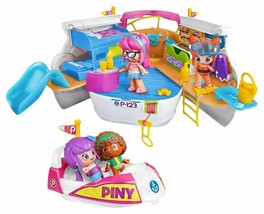 Yacht Pinypon Set Complete of The Yacht Of Pin And Put For This Summer T... - $187.31