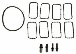 LS LSX LS1 LS2 LS6 Fabricated Intake Manifold Kit Throttle Body & Fuel Rails image 11
