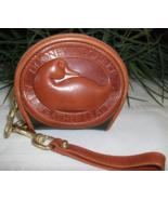 Dooney Bourke Big Duck Coin Change Purse Forest... - $79.00