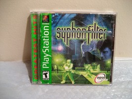 Syphon Filter (Sony PlayStation 1, 1999) - $12.98