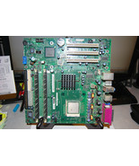 DELL Dimension 3000 series oN6381 skt 478 motherboard with cpu and ram - $26.68