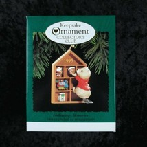 Hallmark Keepsake Ornament Collectors Club Collecting Memories Handcraft... - $14.84