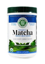 Green Foods Corporation, Organic Matcha Green Tea, 11 oz 312 g Green Foods Corpo