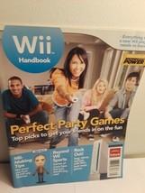 Nintendo Power Wii Handbook Winter Special 2008 Perfect Party Games - $14.84