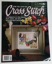 Cross Stitch 22 Pattern Book Christmas Baby Bib Bookmark Monogram Tags C... - $7.99