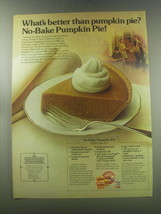 1980 Knox Gelatine and Eagle Condensend Milk Advertisement - $14.99