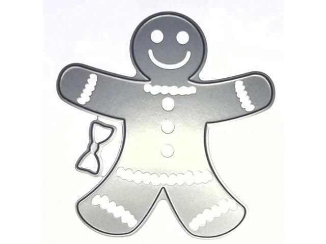 Gingerbread Man Cutting Die