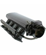 LS LSX LS1 LS2 LS6 Fabricated Intake Manifold Kit Throttle Body & Fuel R... - $584.09