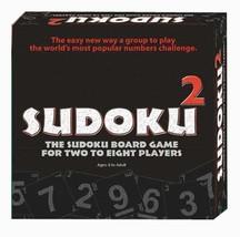 Sudoku2 Board Game by TDC Games (NIB) - $14.95
