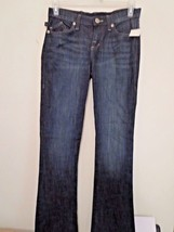 Rock & Republic Women's Size 8 Jeans 30 x 32 Embellished Rear Pockets Ne... - $4.95