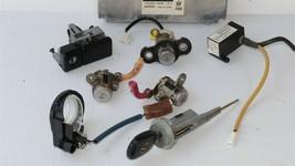 2003 Lexus RX330 ECU Immo Ignition Door Trunk Glovebox Lock Fob Combo Set  image 2