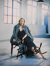 Reprint RP signed autograph autogramm  photo picture  sexy Cate Blanchett C - $3.18