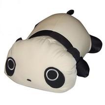 "Snow Foam Micro Beads 14""-16"" Japanese Lying Down Tare Panda Cushion Pillow-New - $39.59"