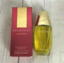 Estee Lauder Beautiful EDP Spray for Women 2.5 oz / 75 ml Open Box - $32.71