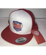 NEW American Ninja Warrior Hat Men's Snapback Truckers Mesh Baseball Cap... - $22.33