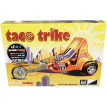 Skill 2 Model Kit Taco Trike Trick Trikes Series 1/25 Scale Model by MPC... - $37.56
