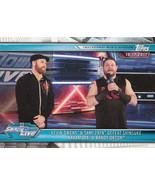 Kevin Owens/Sami Zayn 2019 Topps WWE Road To Wrestlemania Card #65 - $0.99