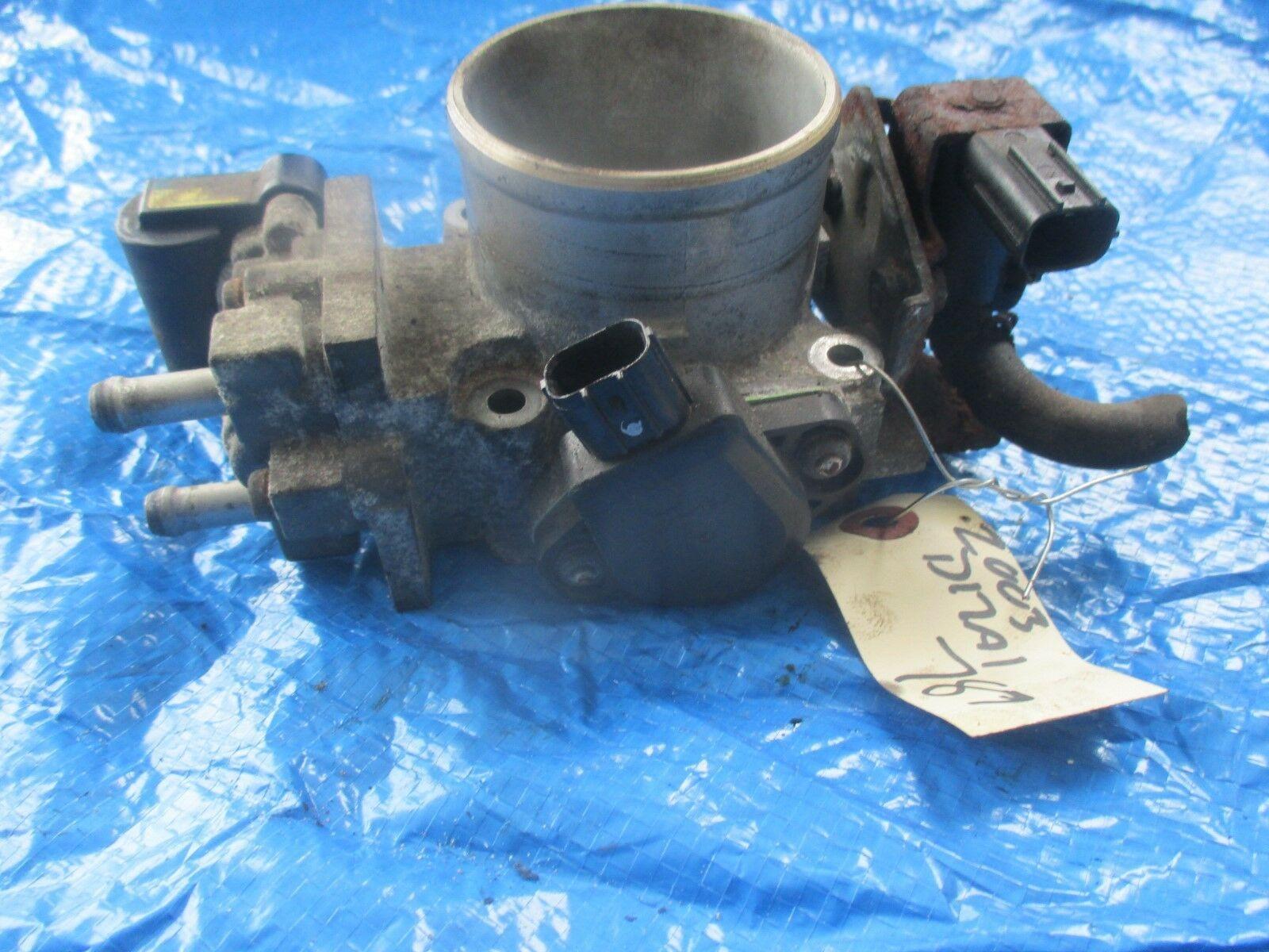 01-05 Honda Civic D17A1 throttle body engine motor D17 D17A1 SOHC OEM TPS VTEC