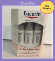 Eucerin EVEN BRIGHTER Concentrate 6 x 5 ml Reduce dark spots & hyperpigm... - $51.47