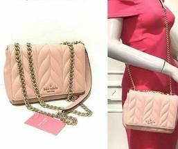 Kate Spade Briar Lane Quilted Mini Emelyn Shoulder Crossbody Bag Msrp $299  - $89.09