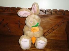 Ganz CARROT PATCH Bunny Rabbit Plush 12 inch - $37.53