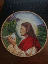 Vintage Bradex Knowles 1993 Prince Of Peace Collector Plate Second Issue - $15.99