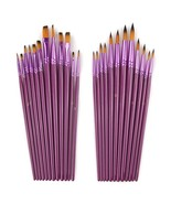 12 Pcs Artist Paint Brushes Set Acrylic Oil Watercolour Painting Craft A... - $6.99