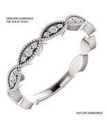 0.50 Carat Genuine Natural Designer Style Diamond Band in 14k Solid Gold - $699.00