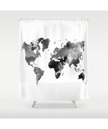 Shower curtains art shower curtain Design 42 Wo... - $69.99