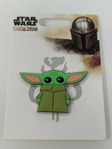 The Child Mandalorian Baby Yoda Disney Pin Trading - $22.76