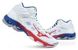 Mizuno Lightning Z5 MID Indoor Shoes Volleyball Badminton Unisex V1GA190561 - $92.61