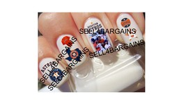 MLB BASEBALL Houston Astros Logos》8 Different Designs Nail Art Decals - $14.99